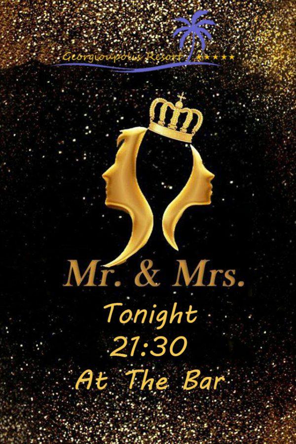 MR&MRS - bar