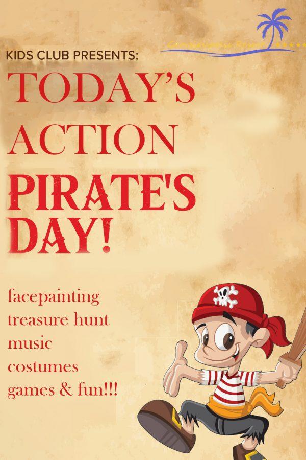 pirates day 2